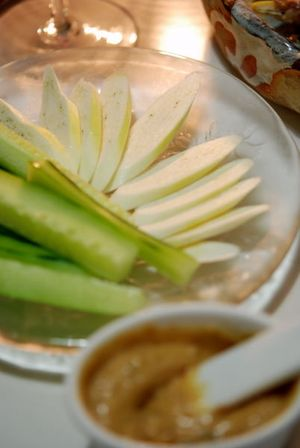 マコモタケのサラダ