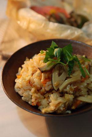 松茸料理 (2)