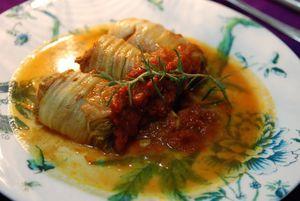 ロール白菜 (2)