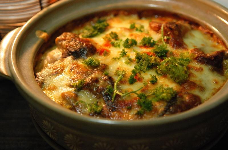 鍋焼きカレー