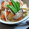 筍と野菜のスープ煮