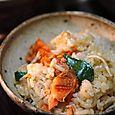 鮭と山椒の炊き込みご飯
