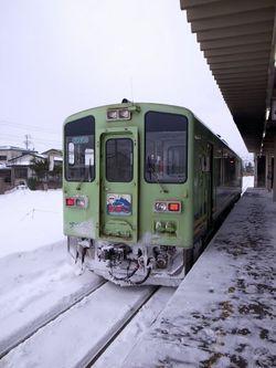 秋田への旅と駅弁 (4)