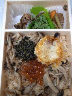 秋田への旅と駅弁 (7)