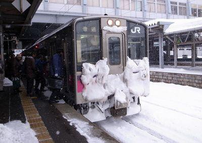 秋田への旅と駅弁 (11)
