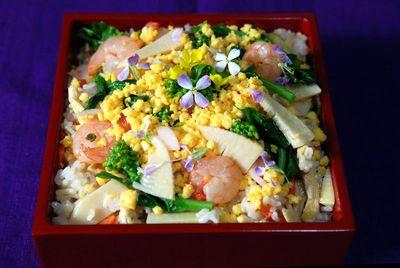 筍寿司 (2)