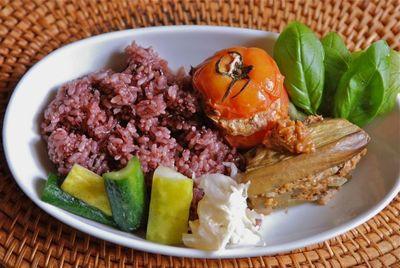 夏野菜のファルシ-2