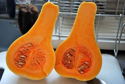バターナッツかぼちゃ-2