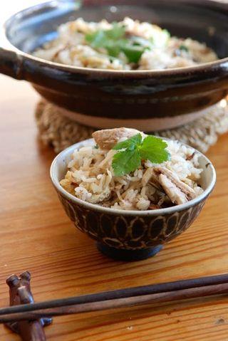 サンマの炊き込みご飯-2