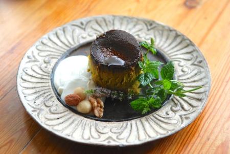 南瓜のケーキ - 1