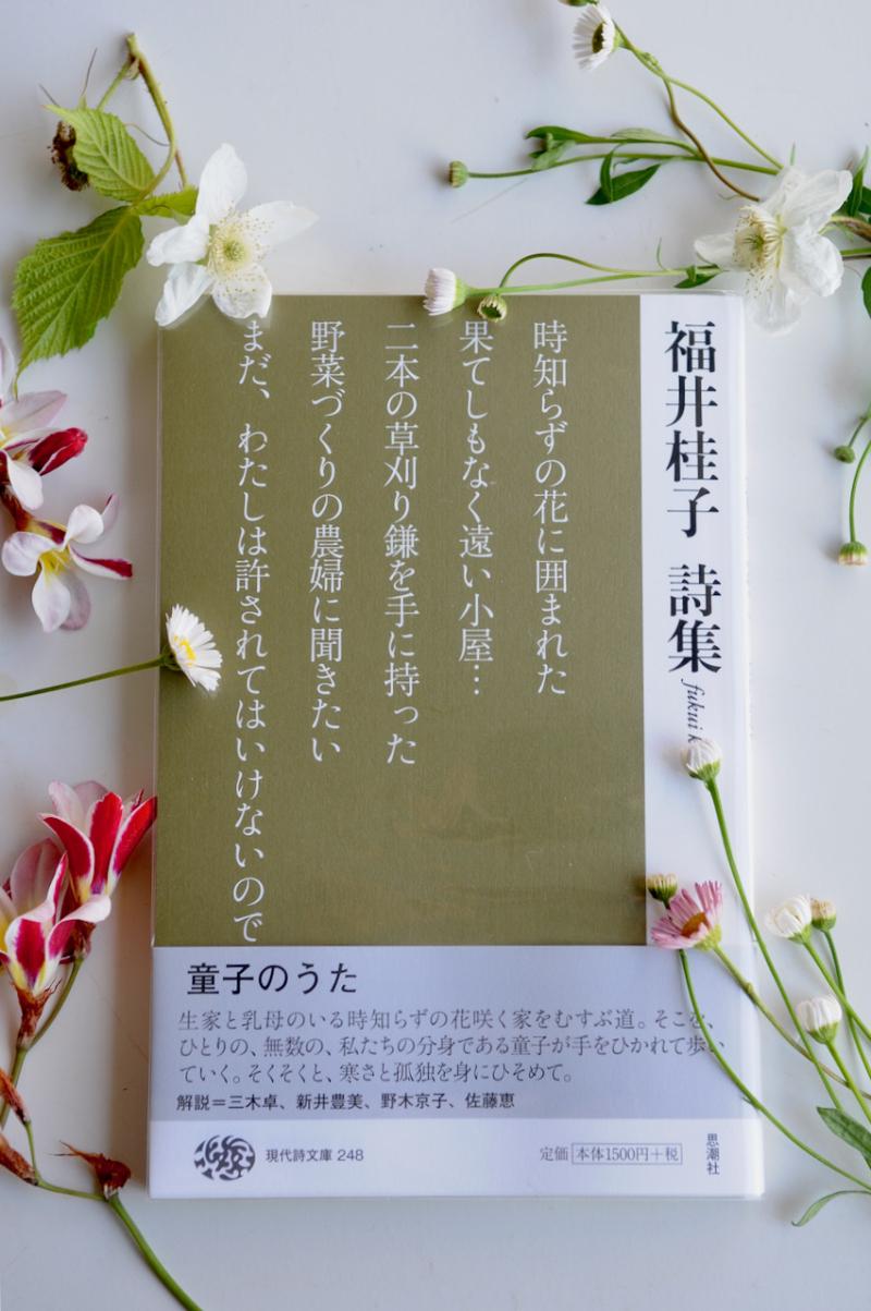 福井桂子 現代詩文庫