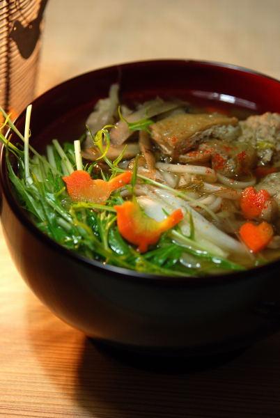 稲庭うどん (3)