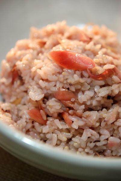 茗荷料理 (3)